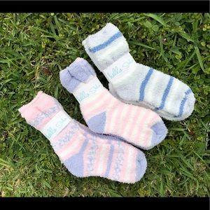 Bundle of 9 pairs of socks 🧦❄️ 'Hello Soho'